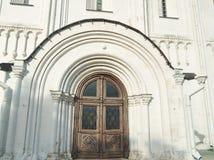 1507 1533年假定建立了大教堂年 弗拉基米尔, 库存照片