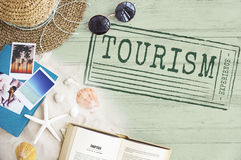 假日假期旅行的目的地旅游业概念 免版税库存照片