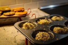 假日圣诞节曲奇饼、食物和快餐|圣诞节曲奇饼 免版税库存照片
