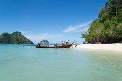 假日在泰国 免版税库存照片