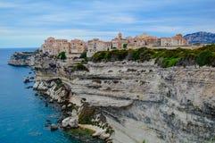 假日在Corse 免版税库存图片