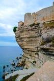 假日在Corse 免版税库存照片