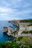 假日在Corse 免版税图库摄影