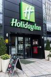 假日旅店-布里斯托尔-英国 免版税库存照片