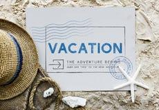 假日旅行远航旅行癖假期概念 图库摄影