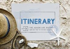 假日旅行远航旅行癖假期概念 免版税库存图片
