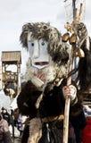 假日狂欢节在莫斯科 免版税库存图片