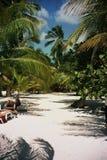 假日记忆在多米尼加共和国 库存图片