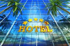 假期、旅行、热带手段和旅游业概念 向量例证