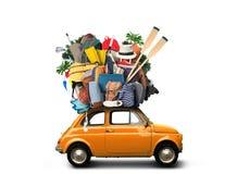 假期和旅行 免版税库存照片