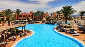 假期在埃及 库存图片