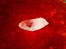 假钻石矿物 库存照片