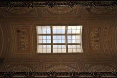 偏僻寺院博物馆宫殿彼得斯堡st冬天 图库摄影