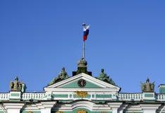 偏僻寺院彼得斯堡圣徒 库存照片