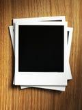 偏正片样式照片框架 库存图片