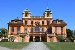 偏爱的德国ludwigsburg宫殿schloss 库存照片