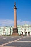 偏僻寺院在圣彼得堡 库存照片