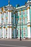 偏僻寺院在圣彼得堡 免版税图库摄影
