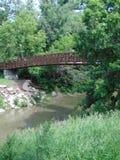 偏僻的桥梁 图库摄影