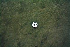 偏僻的球 免版税库存图片
