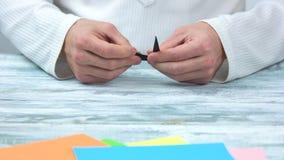 做与黑纸的人origami 股票录像