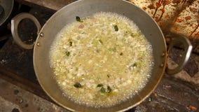 做印地安植被食物 影视素材