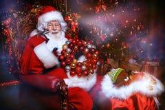 做圣诞节的诗歌选 图库摄影