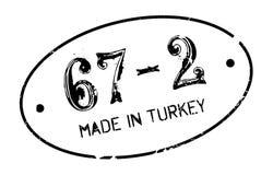 做在土耳其不加考虑表赞同的人 库存例证