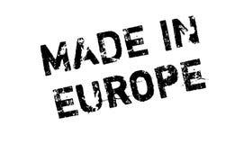 做在欧洲不加考虑表赞同的人 免版税图库摄影