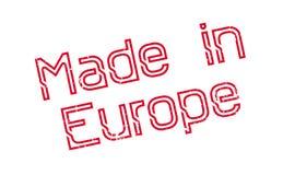 做在欧洲不加考虑表赞同的人 图库摄影