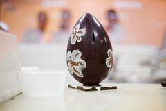做巧克力 巧克力工厂 免版税库存图片