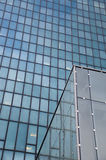 做摩天大楼的艺术 库存照片