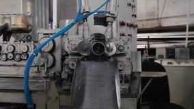 做机器的机械过滤器 股票视频