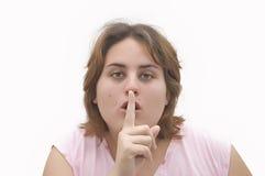 做沈默年轻人的姿态 库存图片