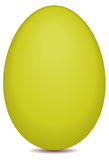 做的复活节彩蛋图象 库存例证
