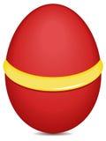做的复活节彩蛋图象 皇族释放例证