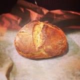 做的面包家 免版税图库摄影