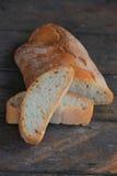 做的面包家 库存图片