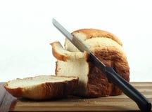 做的面包新家 库存照片