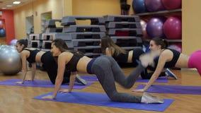 做腿的小组少妇锻炼 影视素材