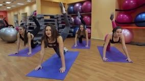 做腿的小组少妇锻炼 股票视频
