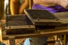 做雪茄在Vinales,古巴#14/21 免版税图库摄影