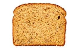 做面包的粮谷健康多片式 免版税库存照片