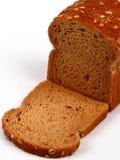 做面包的粮谷黑麦 免版税库存照片