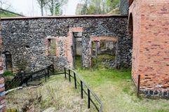 做Klenshyttan的铁建立17世纪初 库存照片
