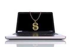 做millionairs技术 免版税库存图片