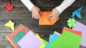 做origami顶视图 影视素材