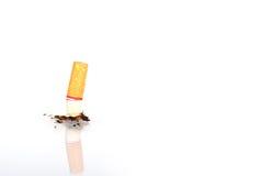 停止抽烟 免版税库存图片