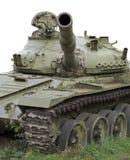 停止的坦克 免版税图库摄影