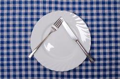 停留-就餐举止 免版税库存图片